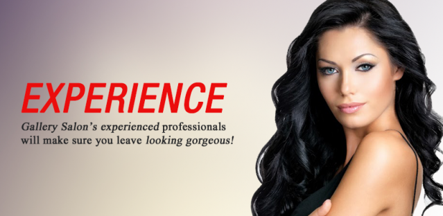 Experience the GAllery Salons difference