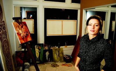 Ewa painting