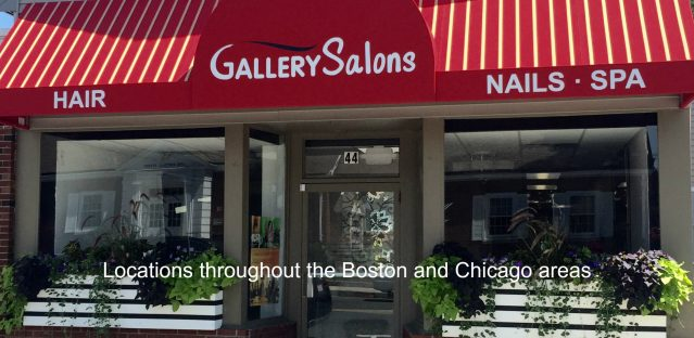 Salon suites in Boston and Chicago